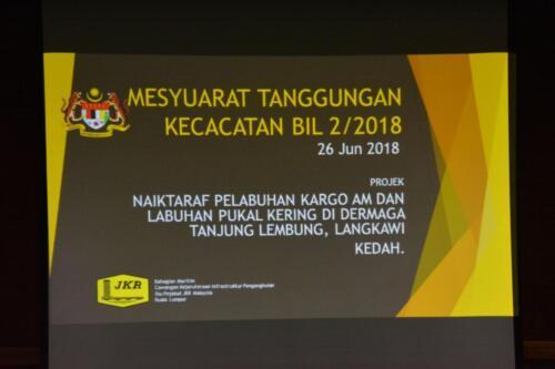 2018 - Mesyuarat Naiktaraf DTL