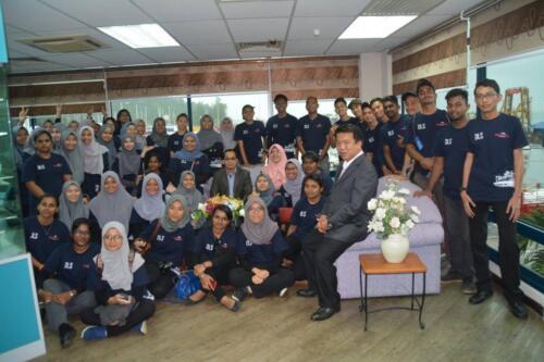 2018 - Lawatan Politeknik Seberang Perai