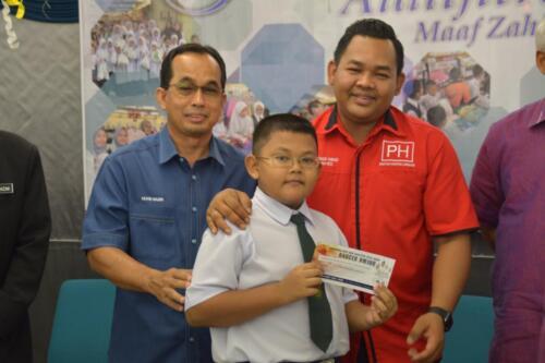 2018 - CSR LPSB Sinaran Kasih