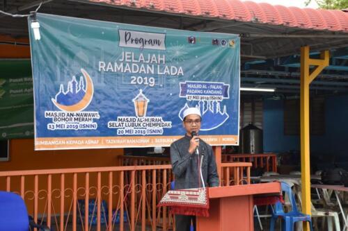 2019 - CSR LPSB Jelajah Ramadhan