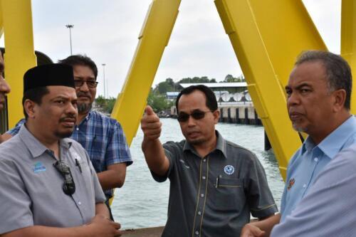2019 - Lawatan Timbalan Menteri Kewangan
