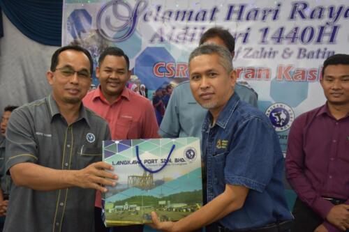 2019 - CSR LPSB Sinaran Kasih